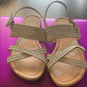 Other - Girl's sandals with rhinestones